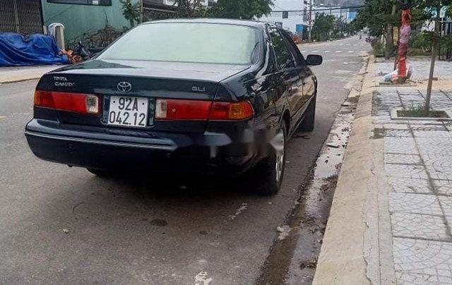Bán Toyota Camry đời 2000, màu đen, xe nhập còn mới, giá tốt11