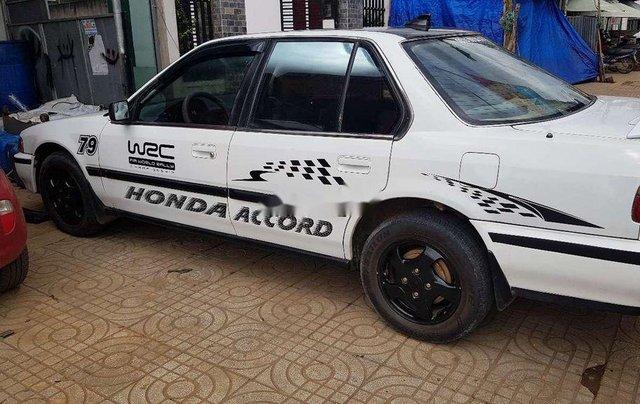 Bán xe Honda Accord đời 1991, màu trắng, xe nhập số sàn, 73tr4