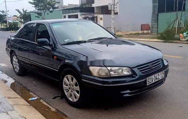 Bán Toyota Camry đời 2000, màu đen, xe nhập còn mới, giá tốt1