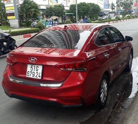 Bán ô tô Hyundai Accent năm 2018 còn mới4