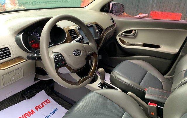 Cần bán xe Kia Morning sản xuất 2015, màu trắng, nhập khẩu9