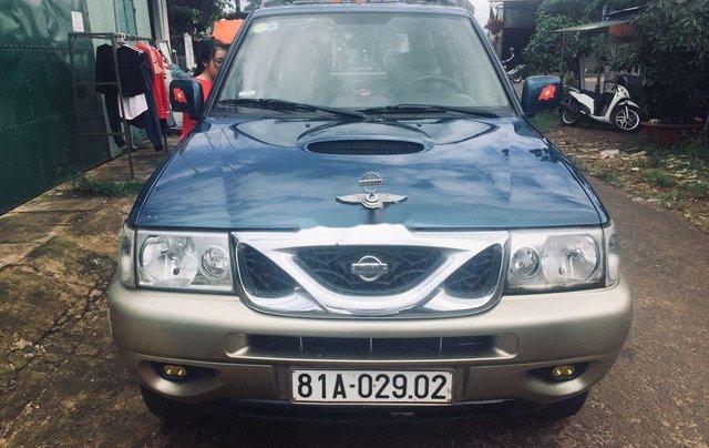 Bán Nissan Terrano đời 2002, nhập khẩu nguyên chiếc3