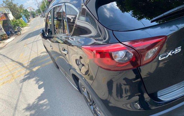 Bán Mazda CX 5 sản xuất 2016, màu đen2