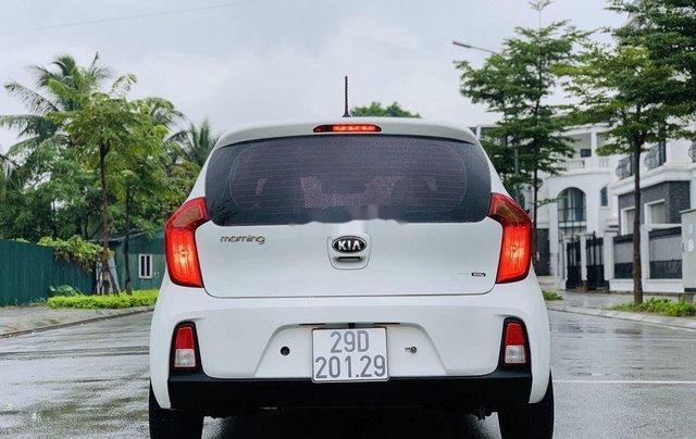 Cần bán xe Kia Morning sản xuất 2015, màu trắng, nhập khẩu5