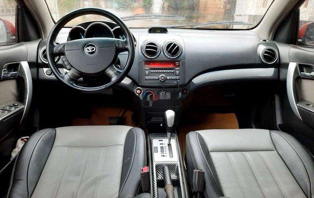 Bán xe Daewoo GentraX đời 2009, màu đỏ, nhập khẩu nguyên chiếc, giá tốt4
