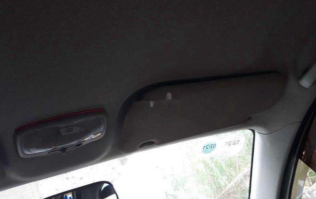 Cần bán Kia Morning 2011, màu bạc số sàn, 122tr7