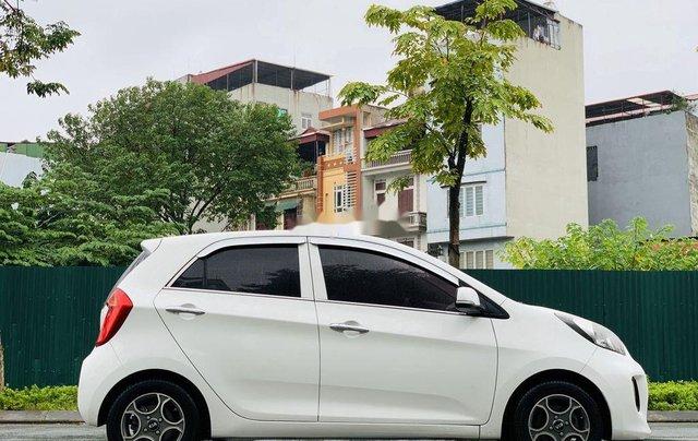 Cần bán xe Kia Morning sản xuất 2015, màu trắng, nhập khẩu7