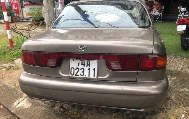 Bán Hyundai Sonata sản xuất 1995, xe nhập, giá tốt2