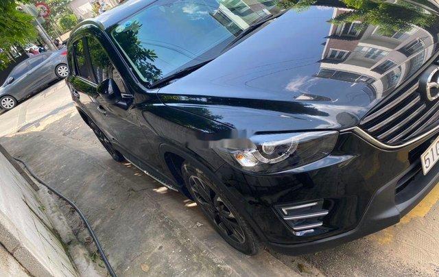 Bán Mazda CX 5 sản xuất 2016, màu đen10
