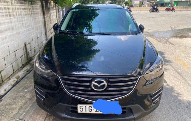 Bán Mazda CX 5 sản xuất 2016, màu đen0