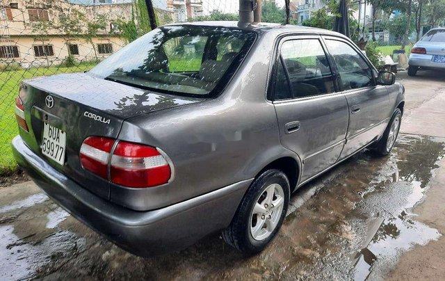 Cần bán lại xe Toyota Corolla đời 1999, màu xám, nhập khẩu nguyên chiếc6