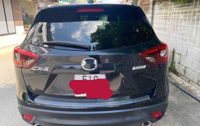 Bán Mazda CX 5 sản xuất 2016, màu đen11