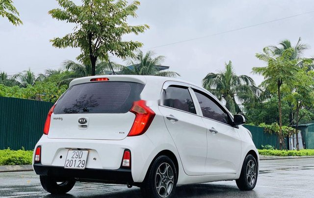 Cần bán xe Kia Morning sản xuất 2015, màu trắng, nhập khẩu6