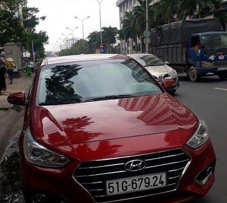 Bán ô tô Hyundai Accent năm 2018 còn mới0