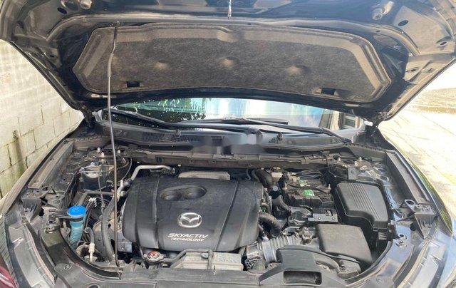 Bán Mazda CX 5 sản xuất 2016, màu đen8