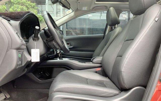 Bán xe Honda HR-V sản xuất năm 2019, màu đỏ còn mới7