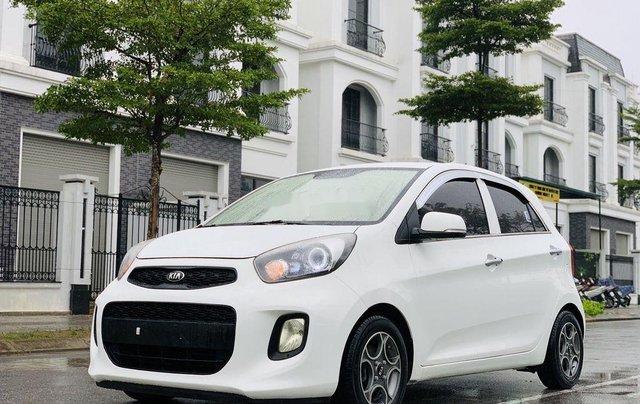 Cần bán Kia Morning năm sản xuất 2015, màu trắng3