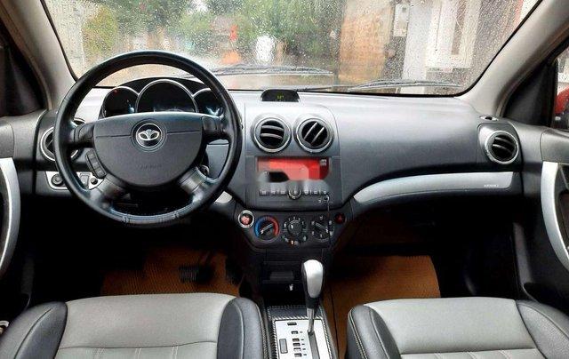 Bán xe Daewoo GentraX đời 2009, màu đỏ, nhập khẩu nguyên chiếc, giá tốt7