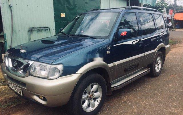 Bán Nissan Terrano đời 2002, nhập khẩu nguyên chiếc4
