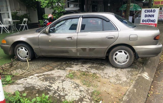 Bán Hyundai Sonata sản xuất 1995, xe nhập, giá tốt4