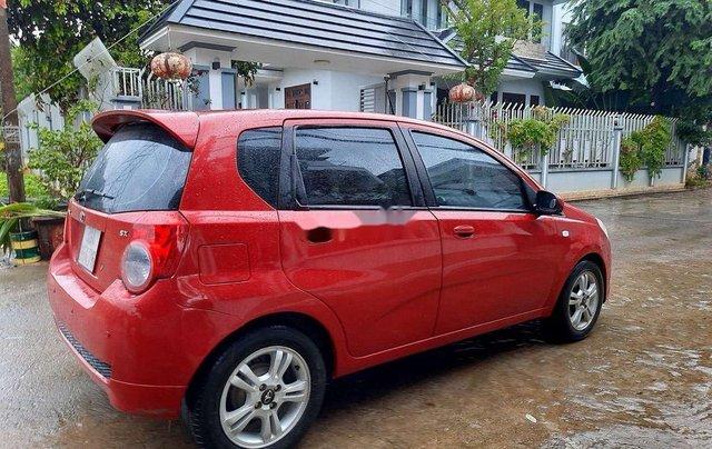 Bán xe Daewoo GentraX đời 2009, màu đỏ, nhập khẩu nguyên chiếc, giá tốt1