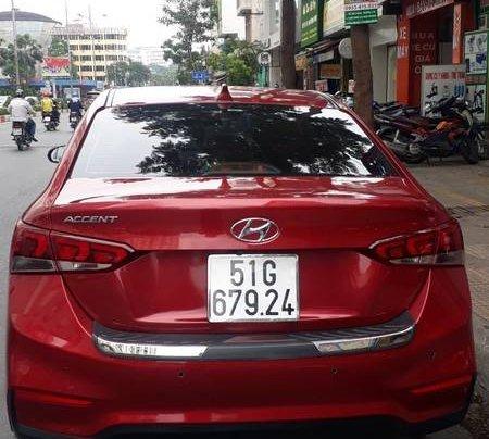 Bán ô tô Hyundai Accent năm 2018 còn mới1
