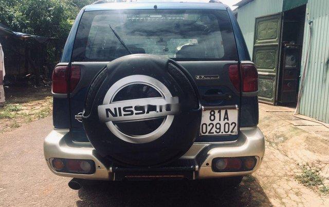 Bán Nissan Terrano đời 2002, nhập khẩu nguyên chiếc0
