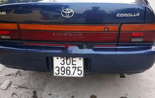 Cần bán Toyota Corolla sản xuất năm 1995, màu xanh lam, 95tr0