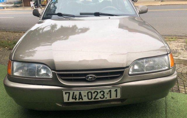 Bán Hyundai Sonata sản xuất 1995, xe nhập, giá tốt7