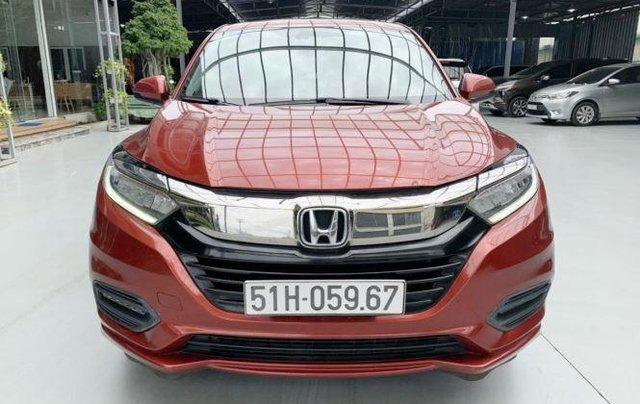 Bán xe Honda HR-V sản xuất năm 2019, màu đỏ còn mới0