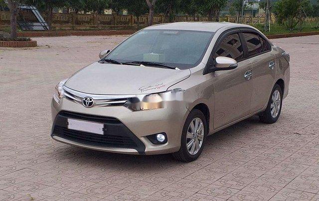 Bán Toyota Vios sản xuất 2016 còn mới1