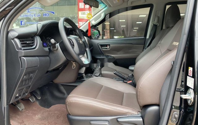 Bán xe Toyota Fortuner sản xuất năm 2019, màu đen  7