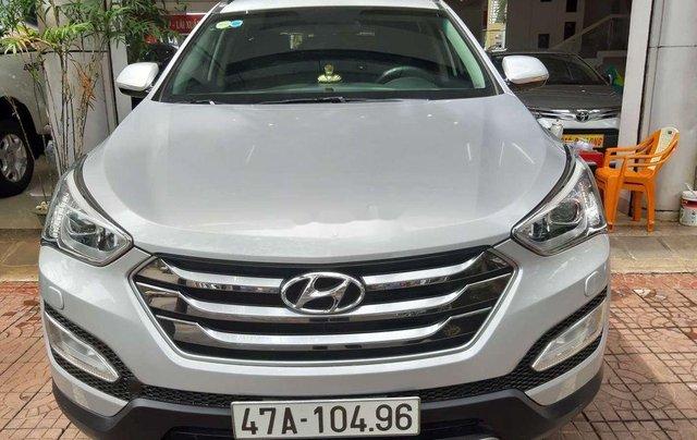 Xe Hyundai Santa Fe năm sản xuất 2015 còn mới1