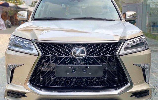 Lexus LX 570 Mỹ 2020 vàng cát, Hà Nội. Giá tốt nhất thị trường2