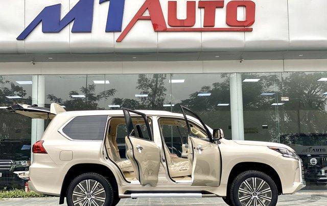 Lexus LX 570 Mỹ 2020 vàng cát, Hà Nội. Giá tốt nhất thị trường3