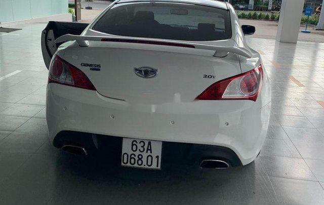 Cần bán lại xe Hyundai Genesis 2014, màu trắng, xe nhập còn mới, giá 520tr8