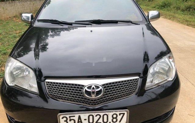 Bán xe Toyota Vios năm sản xuất 2006, xe gia đình0