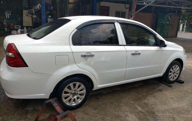 Bán Daewoo Gentra sản xuất năm 2007, màu trắng, xe nhập  1
