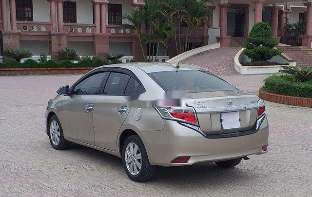 Bán Toyota Vios sản xuất 2016 còn mới2