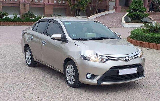 Bán Toyota Vios sản xuất 2016 còn mới0