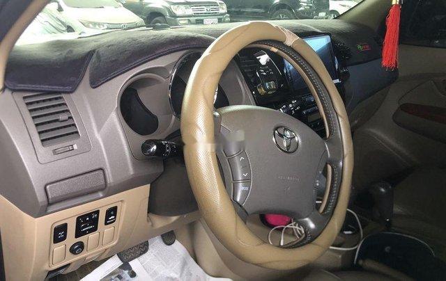 Bán Toyota Fortuner 2010, màu bạc, giá chỉ 450 triệu9