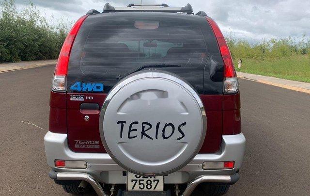 Bán Daihatsu Terios năm 2004, màu đỏ11