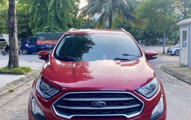 Bán nhanh với giá thấp chiếc Ford EcoSport năm 2018 xe còn mới0