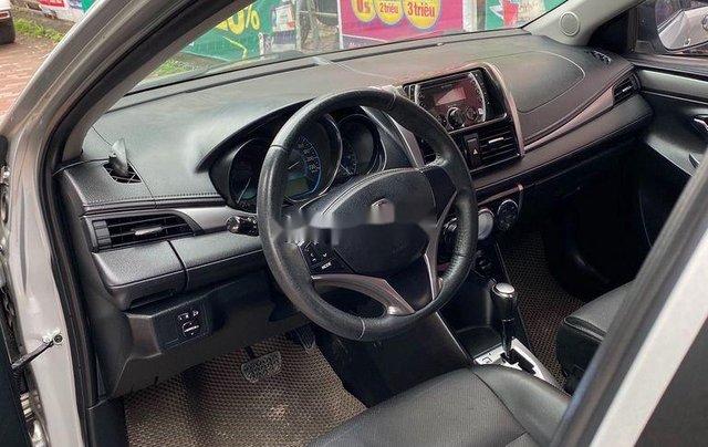 Cần bán lại xe Toyota Vios G sản xuất năm 2015, xe giá thấp, động cơ ổn định10