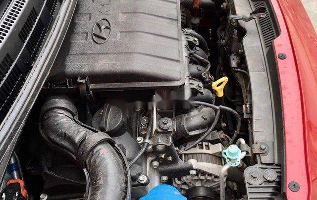 Cần bán lại xe Hyundai Grand i10 đời 2019, màu đỏ10