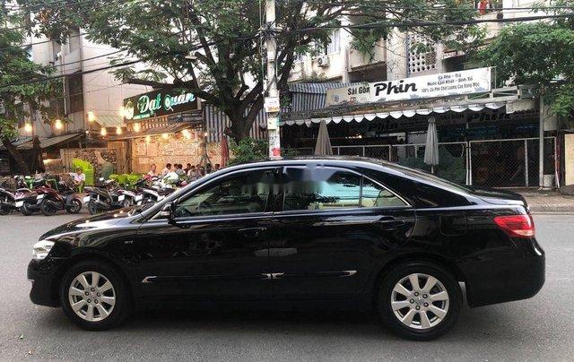 Bán Toyota Camry 2009, màu đen xe gia đình4