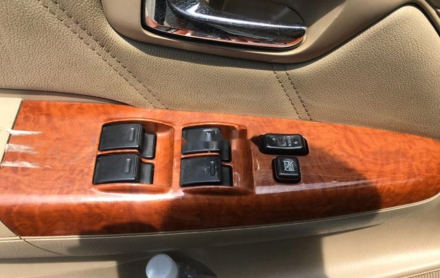 Cần bán xe Toyota Fortuner 2009, màu bạc, xe nhập3