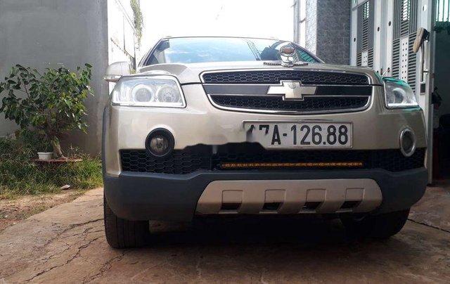 Bán Chevrolet Captiva đời 2008 xe gia đình, 240tr8