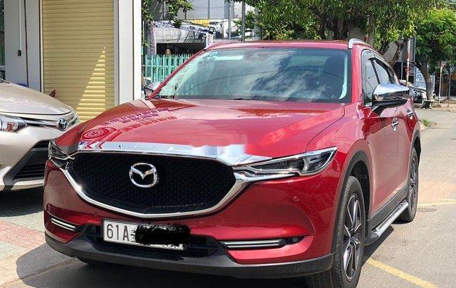 Bán gấp với giá ưu đãi nhất chiếc Mazda CX 5 năm sản xuất 2018, xe còn mới1