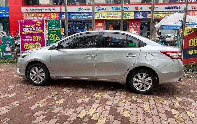 Cần bán lại xe Toyota Vios G sản xuất năm 2015, xe giá thấp, động cơ ổn định1
